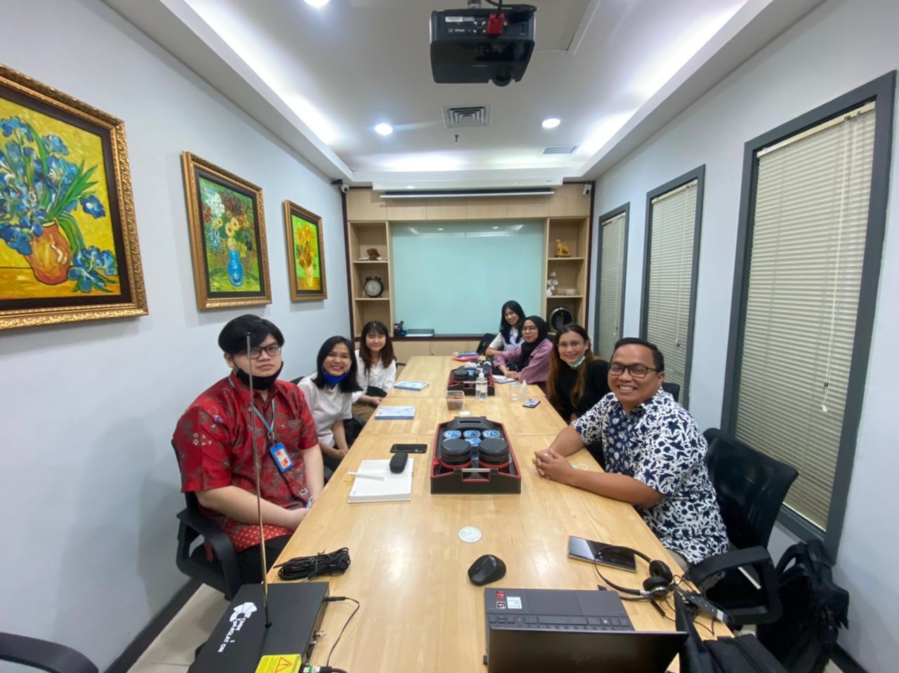 Internship Program University of Bunda Mulia (UBM)